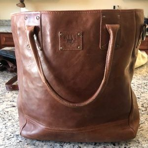 Nice well made leather WILL bag